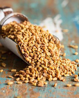 Methi Sabut (Fenugreek Seeds) 500gm