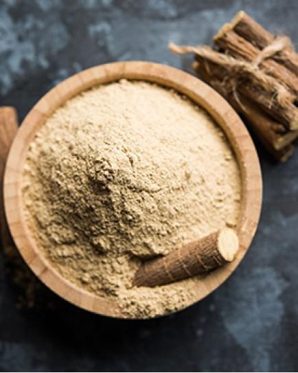 Mulethi Licorice Powder 100gm